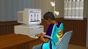 Dirk is perusing the Sims 2 Recommended Mods List