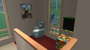 Pleasantview Workforce Center - Sims 2 - Children's Area