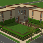 Pleasantview Community Lot Project: Retirement Home