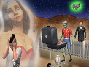 Strangetown Sims 2