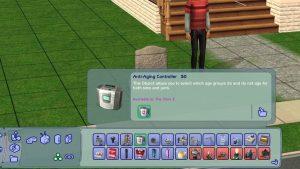 Anti Aging Controller in Catalog