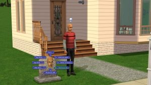 Baldness On or Off Sims 2 Tombstone Life and Death
