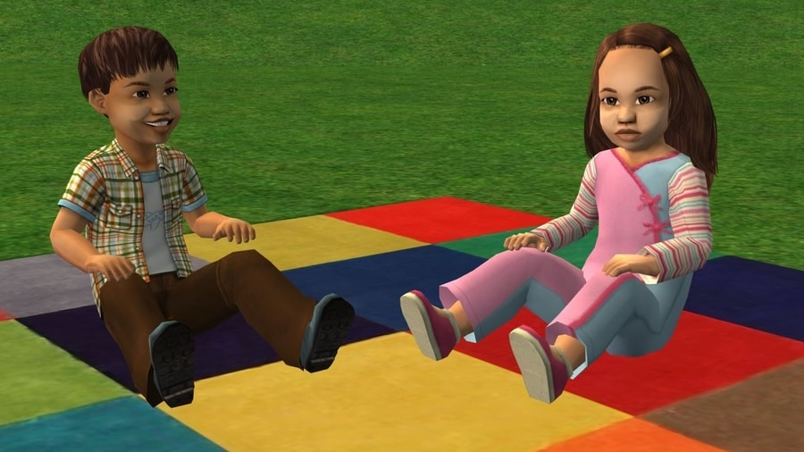 The Sims 2 Toddler CC: Best Sites for Clothes & Hair