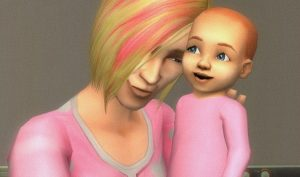 How to Have a Baby Girl in the Sims 2