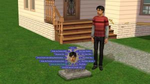 Make Alien Pregnant Sims 2 Tombstone Life and Death
