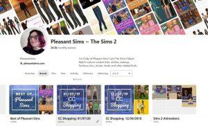 Pleasant Sims on Pinterest