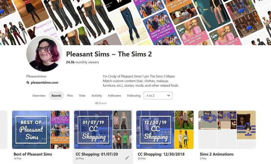 Pleasant Sims on Pinterest