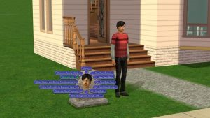Rename Sim Tombstone L and D Sims 2