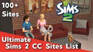 Sims 2 CC - Ultimate Sites List
