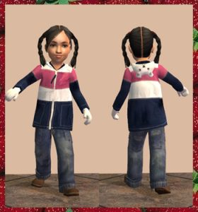 Sims 2 Toddler CC - Outerwear