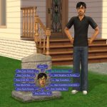 16 Ways to Use The Sims 2 Tombstone of Life & Death with Pics
