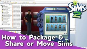 Sims 2 - Tutorial Extract Sims