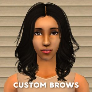 Jennifer Burb Custom Brows