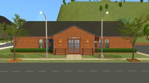 Doc Alan's Hangout Sims 2 Makeover