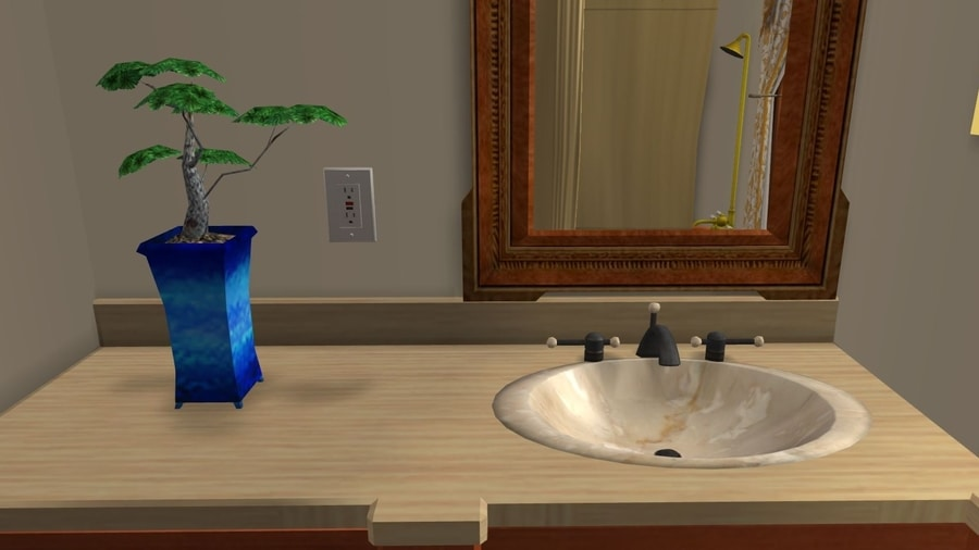 Sims 2 Electrical Outlet 2