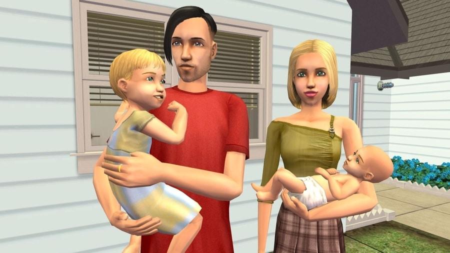 Sims 2 Fairplay Brooks Family