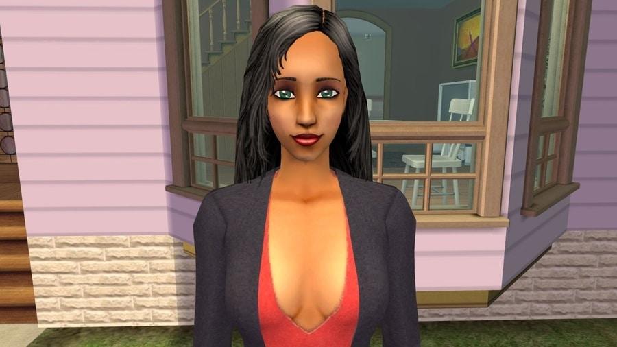 Sims 2 Fairplay Donna Lorente
