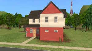 White Stripe Boarding House
