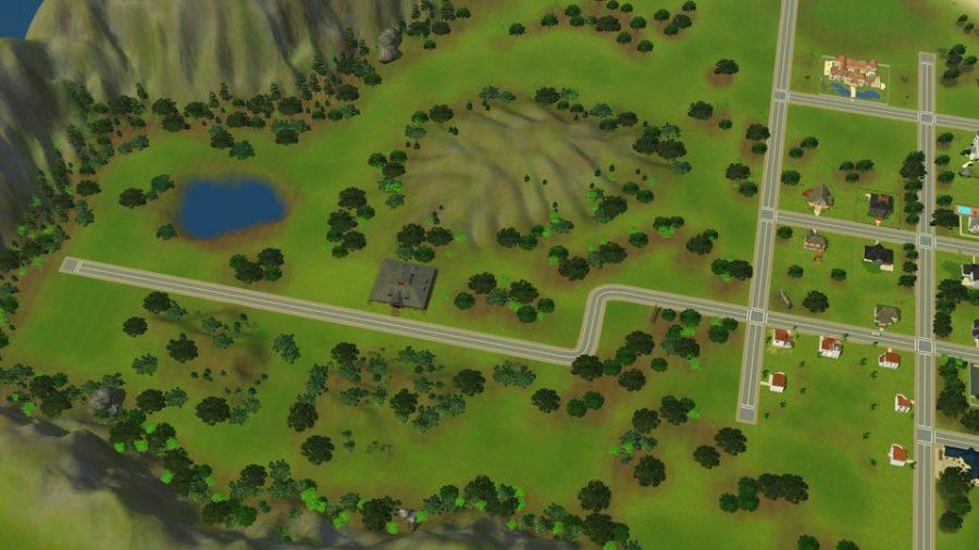 Equestrian Center Sims 3 Pleasantview