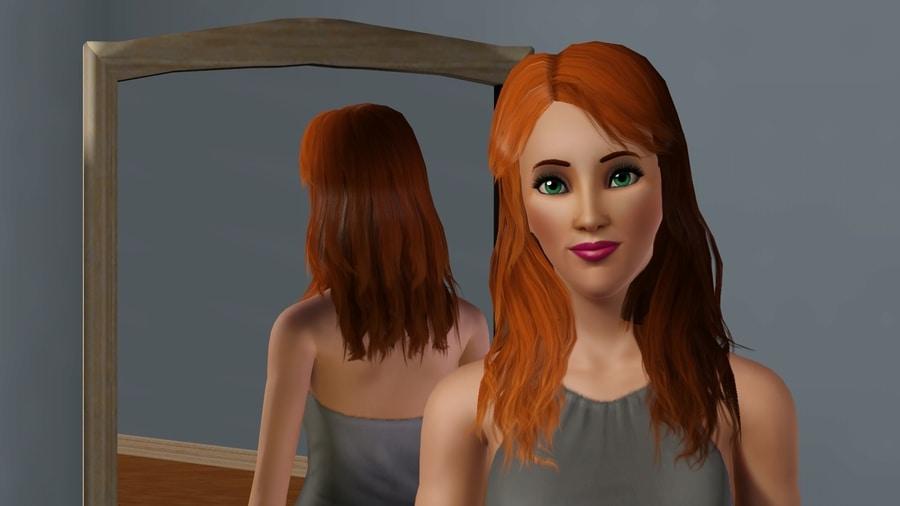 Nina Caliente Sims 3 Pleasantview