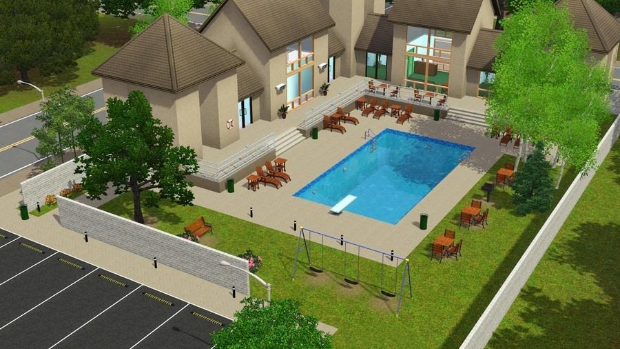 Pleasantview Community Pool