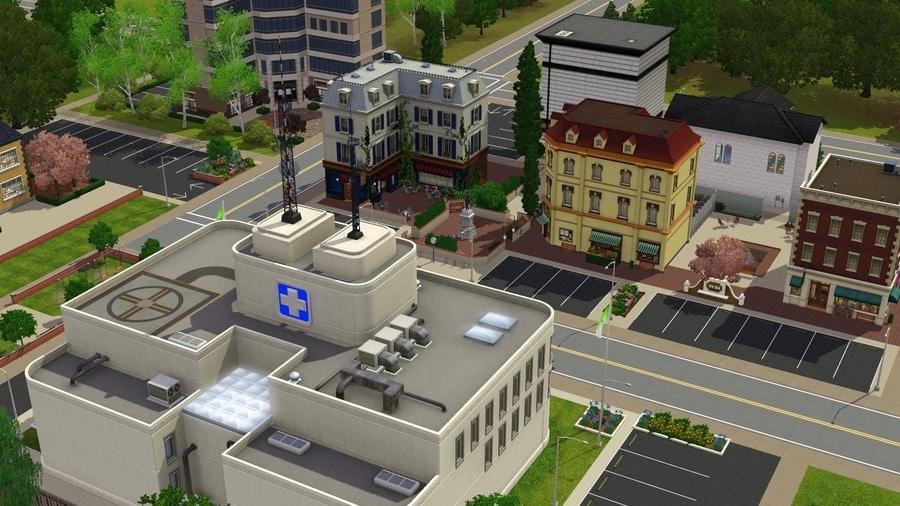 Sims 3 Pleasantview Rabbit Holes