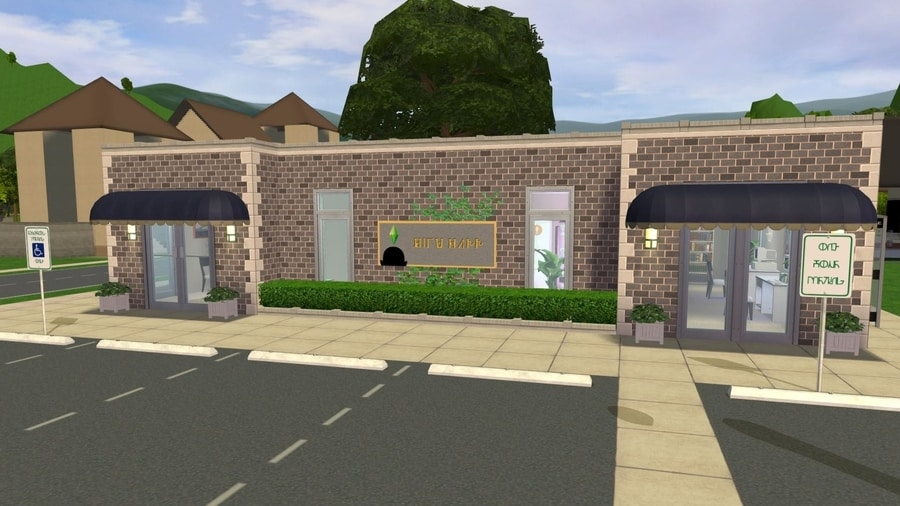 Sims 2 Pleasantview Career Services