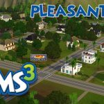 Sims 3 Pleasantview Updated