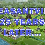 Sims 2 Pleasantview 25 Years Later - Pleasant Sims Sims 4 Save File