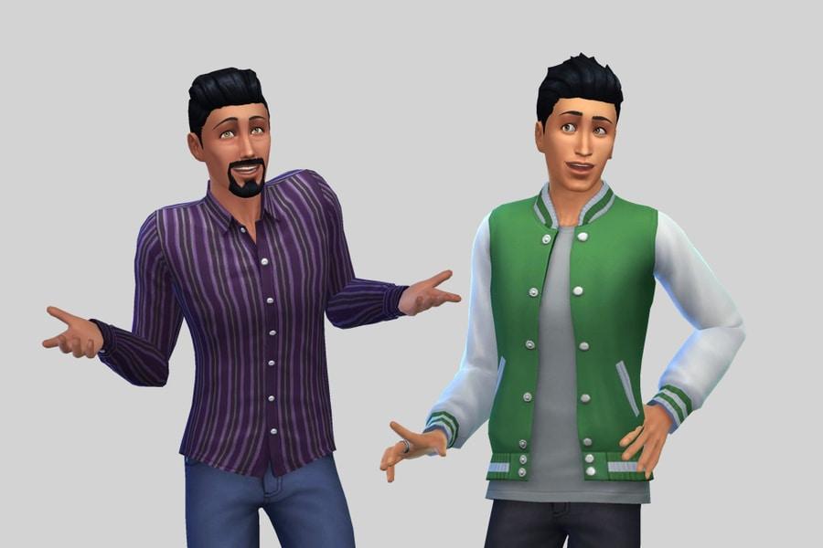 Sims 4 Lothario Family