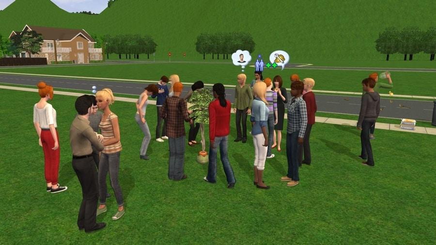 Sims 2 custom hood introductions