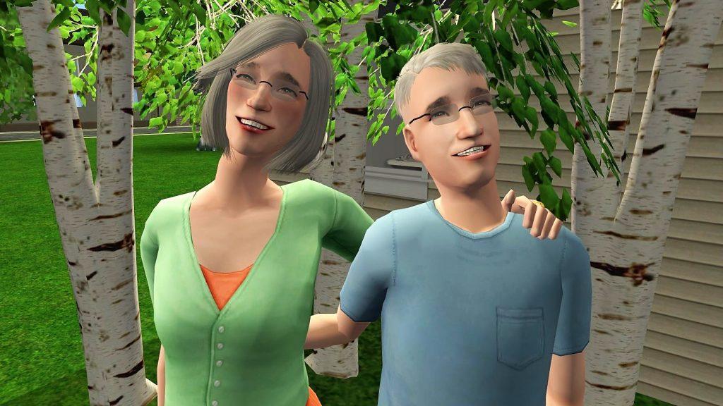 Make Elders More Fun in Sims 2