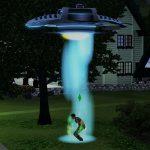 Sims 3 Alien Abduction