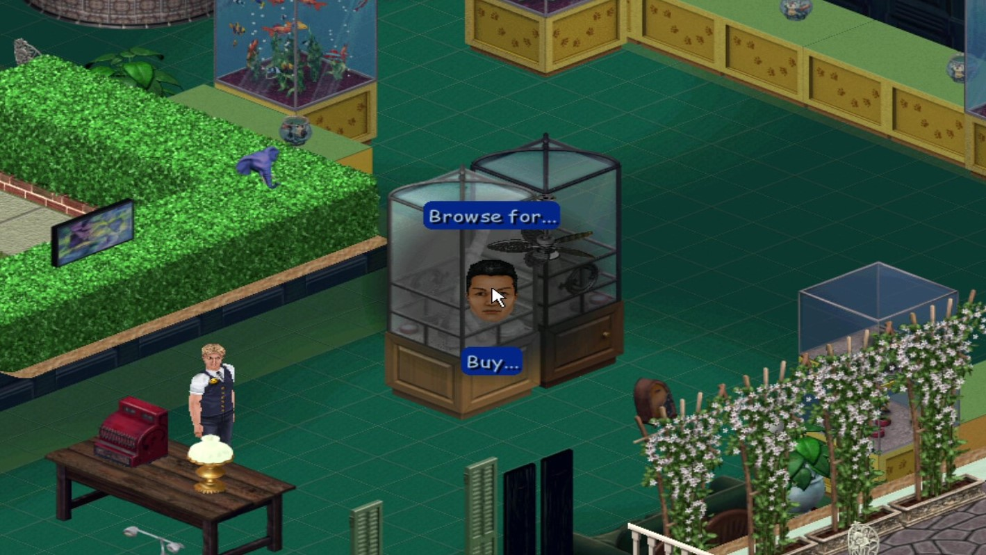 Sims 1 Buy Small Pets