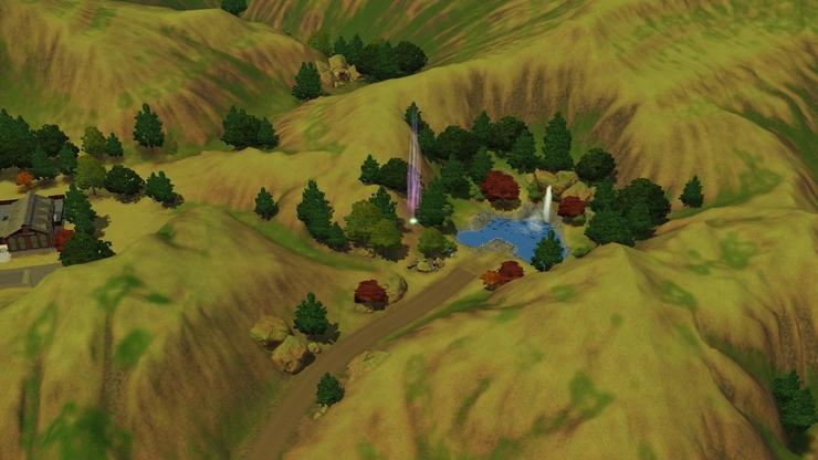 Sims 3 Unicorn Spawning