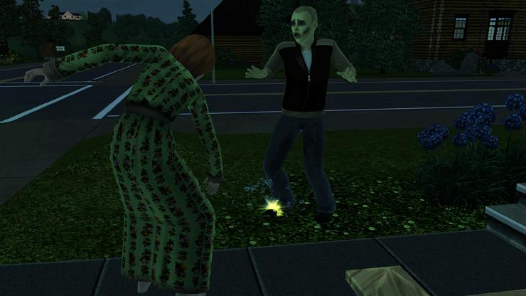 Sims 3 Zombie Cure Elixir