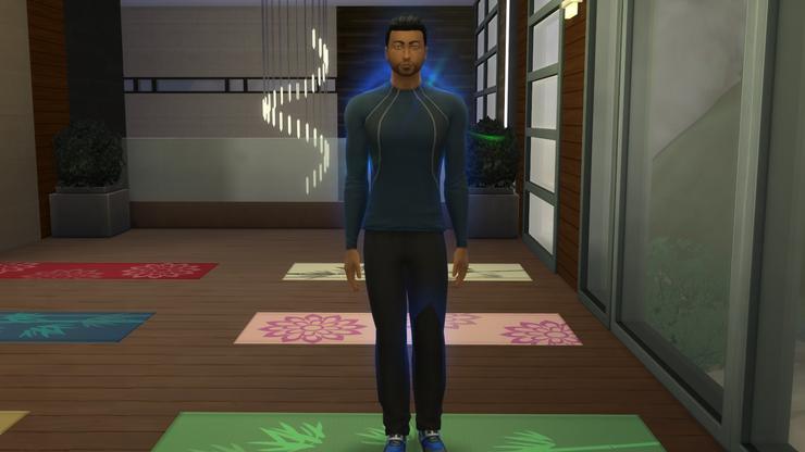 Sims 4 Calming Aura Trait