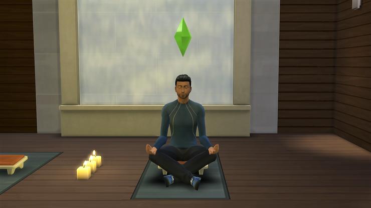 Sims 4 Meditation Wellness Skill