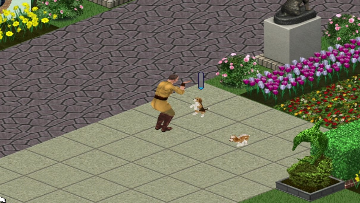 Sims Unleashed Pet Trainer